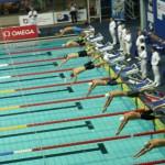 Баталии в бассейне Олимпийский