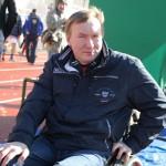 Депутат Госдумы, участник двух паралимпиад Сергей Поддубный