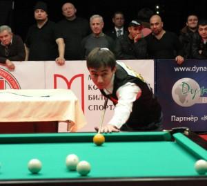 Каныбек Сагынбаев вышел в финал Кубка Кремля