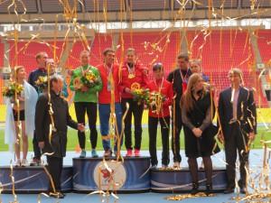 Апофеоз: золото медалей и золото лент