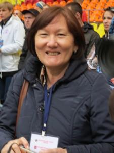 Великая бегунья,олимпийская чемпионка-1988 Мария Пинигина,тренер из Якутии