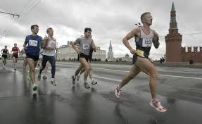 Марафонец Артем Аплачкин из Алтайского края  выиграл золото