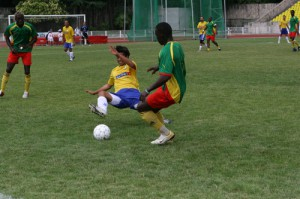 Сочи-2007. Финальный матч Бразилия-Камерун 3:1