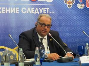 Новый президент FILA Ненад Лалович