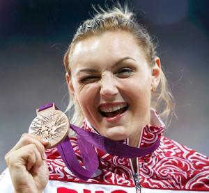 Звездная легкоатлетка из Якутии Евгения Колодко