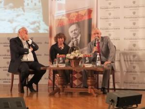 """Заместитель главного редактора """"РГ"""" Николай Долгополов высоко отозвался о новой книге и ее авторе."""