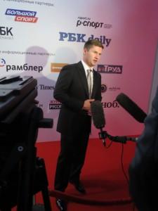 Алексей Немов,  собрал  солидную компанию
