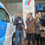 Президенту ОКР Александру Жукову  машина в целом понравилась