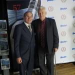 Созидатели парусного спорта: Герман Яковлев(слева)  и Андрей Кислов