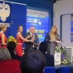 Благодаря профессионализму тренера Николая Гудина, российские конькобежцы одержали много побед. Так считает его воспитанница Светлана Журова