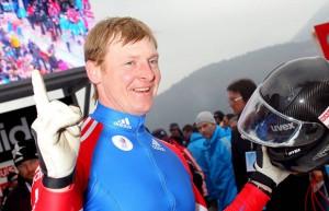 Александр Зубков - знаменосец сборной
