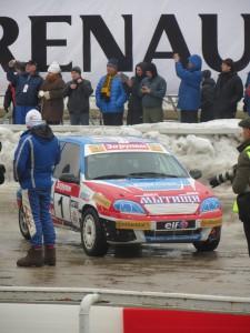 Я особенно болел за два экипажа из родных Мытищ: Олега  Петрикова №2 и Алексея Басова №9. И ребята не подвели
