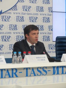 Генеральный секретарь паралимпийского комитета России Михаил Терентьев