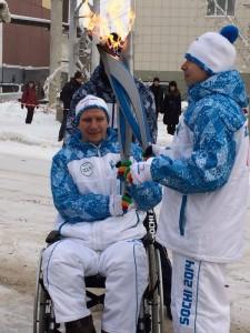 Александр Прокопьев,-спортивный журналист из Якутии