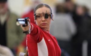 Лидер российской стрельбы  Любовь Яскевич