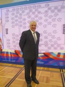 Виктор Мазанов -советский пловец дважды серебряный и дважды бронзовый призер Олимпийских Игр.