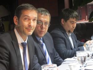 Региональный директор компании QNET по Росси и и СНГ Йоахим Штеффен был очень интересен в суждениях о роли спорта в мире