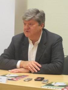 Пресс-конференция Вячеслава Копьева