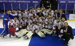 Хоккеисты выграли турнир, проявив волю и характер