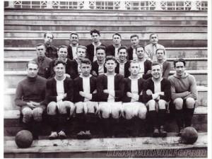 """""""Локомотив"""" образца 1936 года, когда впервые выиграл Кубок СССР"""