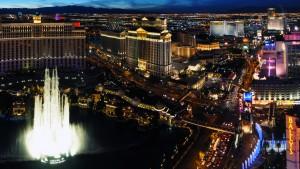 Лас-Вегас принимал ЧМ по борьбе в соседстве с небоскребами