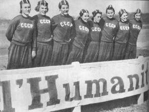 """Отголосок истории. Советские спортсменки неоднократно побеждали в кроссе """"Юманите"""" и обходились без допинга."""