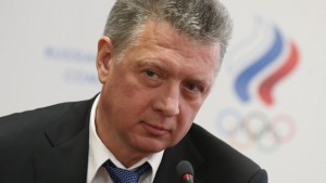 Новый президент ВФЛА Дмитрий Шляхтин (Фото ТАСС)