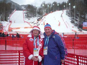 Михаила Шлаена и его соавтора, и жены Ольги, на вечере не было. Но они очень уважают легендарного тренера и часто вспоминают о нем!