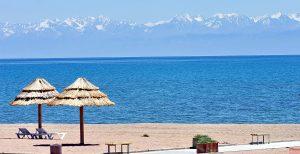 Божественное озеро Иссык-Куль