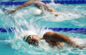 Плавание формирует пятиборца