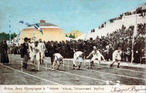 Олимпийские игры 1896 года