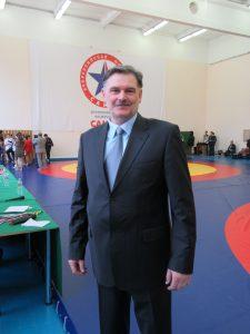 Председатель Оргкомитета турнира, мастер спорта Магомед Умаров человек активной жизненной позиции