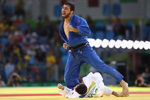 Яркий пример для подражания Победа Хасана над американцем на Олимпиаде-2016 в Рио.
